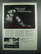 1983 Utah Economic & Industrial Development Ad