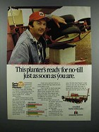 1983 International Harvester Early Riser Planters Ad
