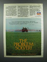 1983 Amway All-Purpose Spray Adjuvant Ad - The Solver