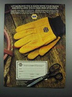 1983 NAPA Parts Ad - Give You A Hand With