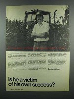 1983 Continental Grain Ad - Victim of Own Success