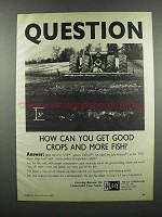 1983 Lely Roterra Tillage Tool Ad - Question