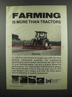 1983 Lely Tillage Tools Ad - Farming is More