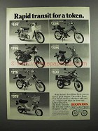 1983 Honda Ad - Passport, Urban,  MB5, Moped, XL80S