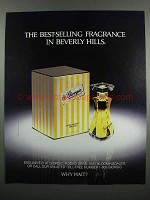 1983 Giorgio Perfume Ad - Best-Selling Fragrance