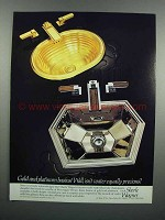 1983 Sherle Wagner Faucets and Basins Ad