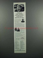 1983 Hearst/ABC First Edition Ad - Clifton Fadiman