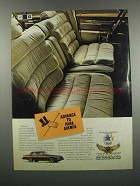 1983 Buick Electra Park Avenue Ad - Advance To