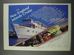 1983 American Cruise Lines Ad