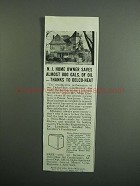 1951 Delco Heat Conditionair Ad - N.J. Home Owner
