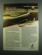 1984 Winchester Model 94 Standard Rifle Ad - Lot More