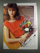 1984 Royal Silk Style #114001 Classic Tee Ad