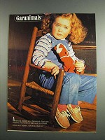 1984 Garanimals Fashion Ad