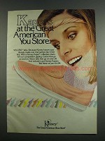 1984 Kinney Kapers Shoes Ad - Great American You Store