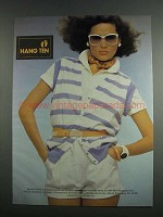 1984 Hang Ten Women's Fashion Advertisement