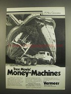 1984 Vermeer Tree Spades Ad - Money-Machines