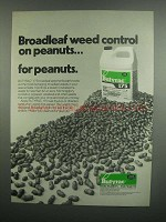 1984 Union Carbide Butyrac 175 Ad - For Peanuts