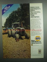 1984 NAPA Farm Equipment Parts Ad - Save You Time