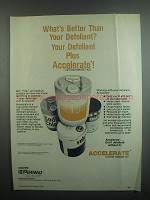 1984 Pennwalt Accelerate Cotton Harvest Aid Ad