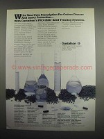 1984 Gustafson Pro-Ized Seed Treating Systems Ad