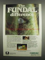 1984 Nor-Am Fundal Ad - The Difference