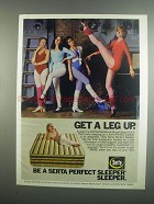 1984 Serta Perfect Sleeper Masterpiece Mattress Ad
