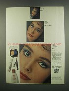 1984 L'erin Fall Eye Collection Ad - This Intriguing