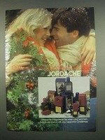 1984 Jordache Perfume and Cologne Ad