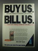 1984 Bryant Furnace Ad - Buy Us Bill Us