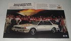 1984 Buick Century Olympia Ad - Fuel the Olympic Flame