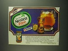 1984 Nestea Free Tea Mix Ad