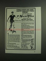 1984 NordicTrack Aerobic Exerciser Ad - Fitness Experts