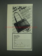 1984 Phillippe of California Handbag Ad - Best-Seller