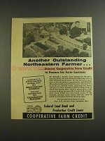1955 Cooperative Farm Credit Ad - Outstanding