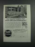 1958 Pella Windows Ad - Almost Take Care of Themselves
