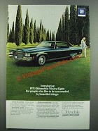 1971 Oldsmobile Ninety-Eight Ad - Surrounded By