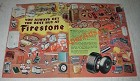 1947 Firestone Products Ad - You Always Get the Best