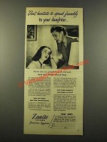 1946 Zonite Feminine Hygiene Ad - Don't Hesitate