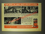 1941 Eveready Batteries Ad - Charles Tex Stone