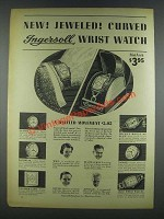 1937 Ingersoll Watch Ad - RistArch, Mickey Mouse DeLuxe