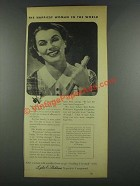 1937 Lydia E. Pinkham's Vegetable Compound Ad