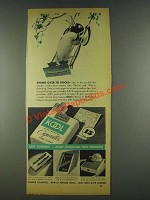 1936 Kool Cigarettes Ad - Swing Over to Kools