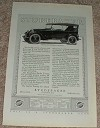 1923 Studebaker Big Six Touring Car Ad - NICE!!