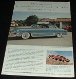 1953 DeSoto FireDome & Powermaster Six Car Ad
