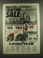1985 Goodyear Tires Ad - Tractor Rear Traction Torque