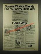 1985 AARP American Association of Retired Persons Ad