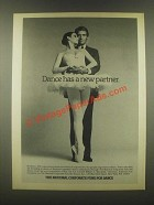 1985 The National Corporate Fund for Dance Ad - Partner