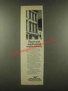 1985 National Trust for Historic Preservation Ad