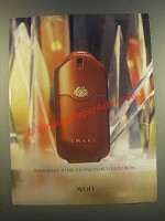 1985 Avon Imari Fragrance Ad - Fire the Imagination