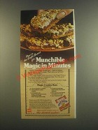 1985 Borden Eagle Condensed Milk Ad - Magic Cookie Bars